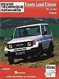 Automobile Best Deals - Revue technique automobile Toyota Land Cruiser, BJ et HJ Moteurs, diesel