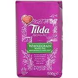 Tilda Wholegrain Basmati Rice, 500g
