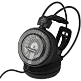 Audio-Technica Air Dynamic - Auriculares de diadema abiertos (6.3 mm), negro