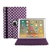 iPad Mini 1/2/3 hülle, Avril Tian 360 Grad Drehbar Multi Winkel Bildschirm Schutz Flip Folio Magnetisch Stand Smart Schutzhülle Case Cover für Apple iPad Mini/iPad Mini 2/iPad Mini 3 7.9 Zoll Tablette