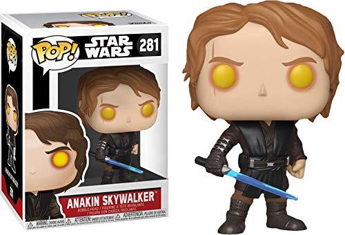 POP! Star Wars Funko Vinylfigur Anakin Skywalker (Dark Side) 281 ()