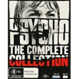 Psycho (Complete Collection) - 8-Disc Box Set ( Psycho (1960) / Psycho II / Psycho III / Psycho IV / Psycho (1998) / Bates Motel (1987) / The Psycho Legacy (201