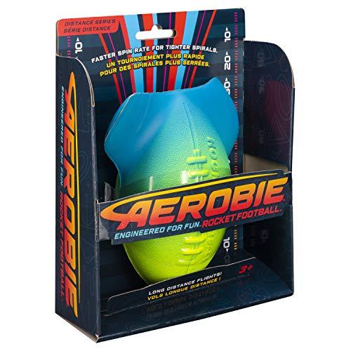 Aerobie  6046263 - Rocket Football, weicher Football, farblich sortiert
