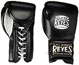 Cleto Reyes Formation Gants à lacets 12–510 XXL noir - Noir