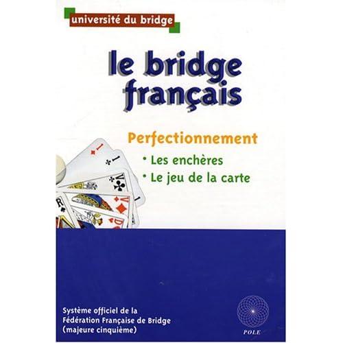 Le bridge français Coffret en 2 volumes : Tome 2, Les enchères (majeure cinquième) ; Tome 3, Jeu de la carte