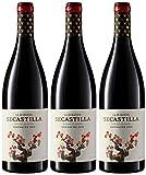 La Miranda de Secastilla - Vino Tinto D.O. Somontano - 3 Botellas de 750 ml - Total: 2250 ml