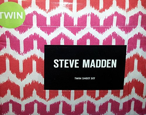 steve-madden-pink-and-white-brye-twin-sheet-set-by-steve-madden