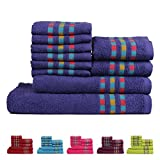 Trident 425 GSM 10 Pcs Magic West Towel ...