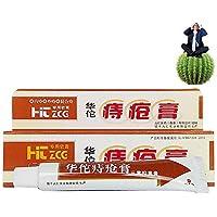 Preisvergleich für Hua Tuo Hämorrhoiden Salbe, Natürliche Pflanzliche Pflanzliche Materialien Leistungsstarke Hämorrhoiden Creme...