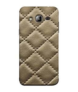 Fuson Designer Back Case Cover for Samsung Galaxy On5 Pro (2015) :: Samsung Galaxy On 5 Pro (2015) (Pearl Stitched Cross Hexagonal Designer Fashional)