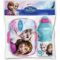 Disney Frozen – Die Eiskönigin Brotdose + Trinkflasche Set preisvergleich bei kinderzimmerdekopreise.eu