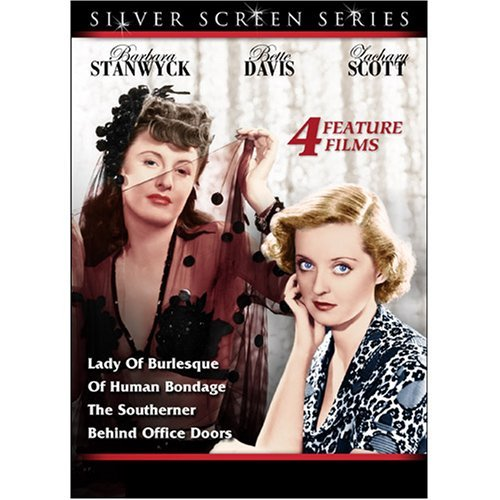 Silver Screen Series V.5 by Barbara Stanwyck Silver Screen Video