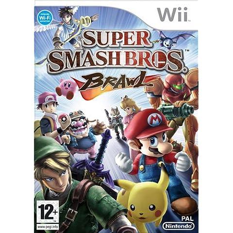 Super Smash Bros: Brawl [Importación italiana]