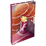Exacompta 78122E Les Délicieuses Journal Intime avec Cadenas 180 Pages 17 X 11 cm orange