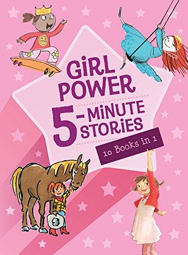 Girl Power 5-Minute Stories -