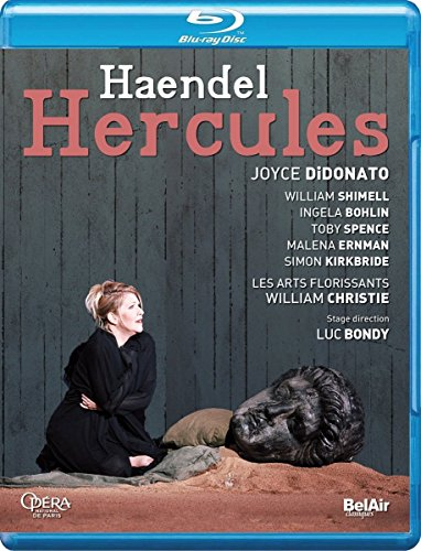Händel: Hercules (Palais Garnier, 2004) [Blu-ray]