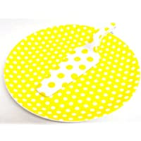 Dots and Spots per dolci, colore: giallo a pois in