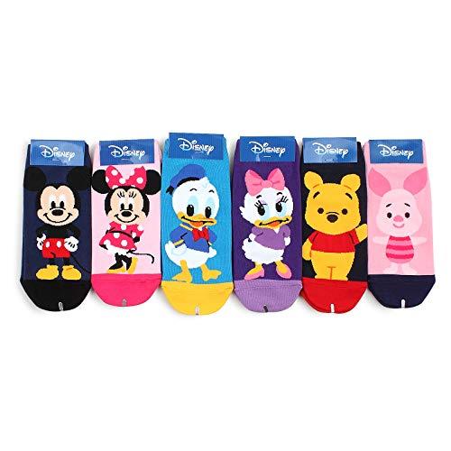 Intype Damen Socken 36-39 Gr. 36-39, Lowcut(bb) 6pairs
