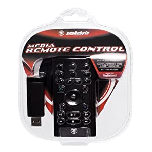 PS3 – Media Remote Control Fernbedienung