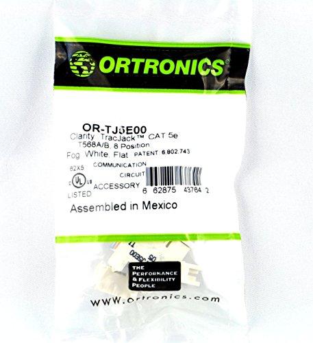AIXONTEC® Cat.5 ungeschirmtes RJ-45 Modul, Ortronics Cat5-komponente