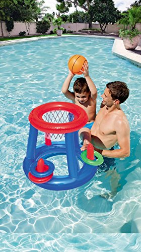 Bestway Game Center Schwimmendes Poolspiel , Ø61 cm - 2