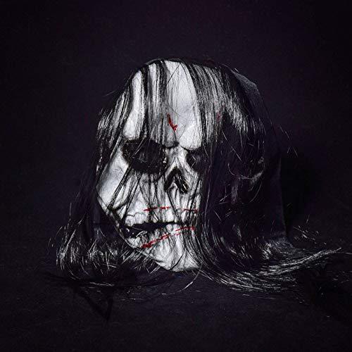 BLOIBFS Horror Ghost Face Mask Halloween Event Requisiten