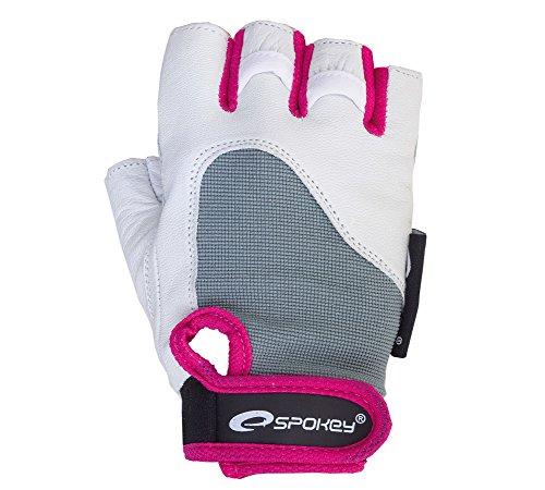Spokey® ZOLIA Fitnesshandschuhe Handschuhe Fitness L