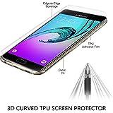 Samsung Galaxy A3 2016 Protection d'écran en TPU - Films Protecteur d'écran nouveau Samsung Galaxy A3 2016 smartphone - Prix découverte Accessoires XEPTIO