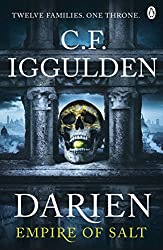 Darien: Twelve Families. One Throne. Empire of Salt Book I
