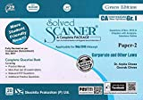Scanner CA Intermediate (New Syllabus) Gr. I Paper-2 Corporate and Other Laws