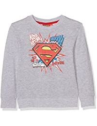 SUPERMAN 161484, Sweat-Shirt Garçon