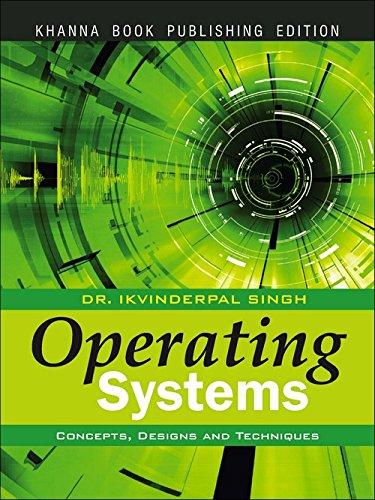 Operating Systems por Ikvinderpal Singh