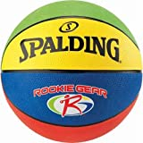 Spalding NBA Rookie Gear Ball Basketball, Mehrfarbig, 5