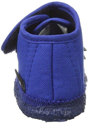 Nanga Kleine Monster, Chaussures Marche Bébé Garçon Bleu moyen