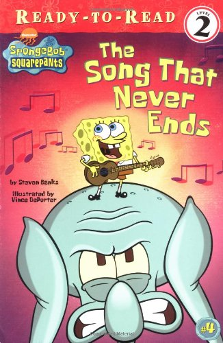 Spongebob 4 Band (The Song That Never Ends (Ready-To-Read Spongebob Squarepants - Level 2, Band 4))