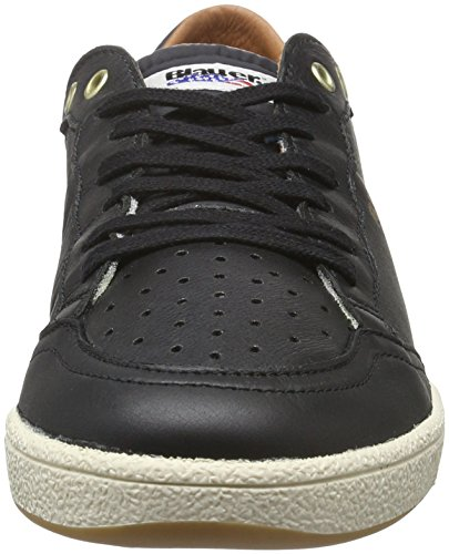 Blauer USA Retro, Baskets Basses Homme Noir - Noir