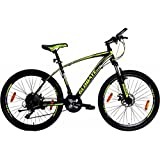 Kross Encod 26T 21 Speed Mountain Bicycle, 66.04cm (Glossy Black)