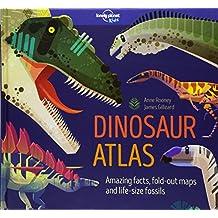 Dinosaur Atlas (Lonely Planet Kids) [Idioma Inglés]