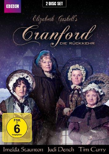 Die Rückkehr nach Cranford (2 DVDs)