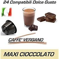 Capsule Compatibili Nescafè Dolce Gusto®, 24 Capsule Caffè Vergano Miscela