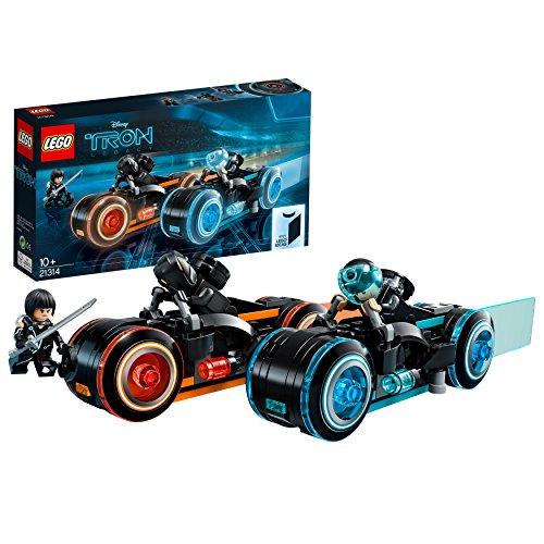 LEGO Ideas TRON: Legacy (21314) Konstruktionsspielzeug inspiriert vom Disney-Film TRON: ()