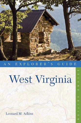 Explorer's Guide West Virginia (Explorer's Guides)