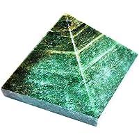 Pyramid - Green Jade Gemstone 2-2.5 Inch Chakra Balancing Reiki Healing preisvergleich bei billige-tabletten.eu