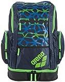 arena Unisex-Erwachsene Spiky 2 Large Rucksack, Blau (Spider Navy), 36x24x45 Centimeters