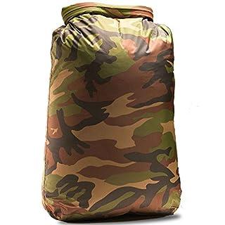 Aqua Quest Rogue Dry Bags - 100% Waterproof - 100L - Camo