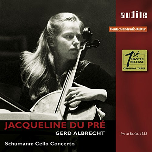 Jacqueline du Pré Plays Schuma...