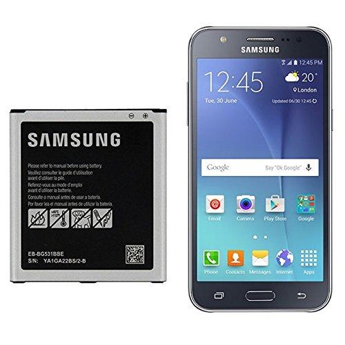 sparfix - Original Samsung Battery For Galaxy eb-bg531bbe J3 2016 J310 J500 2600...