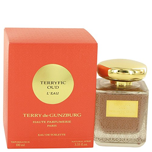 Terry de Gunzburg - Terryfic Oud l'eau (98 ml) Eau de toilette vaporisateur