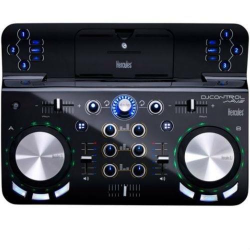 hercules-dj-control-wave-controller-midi-usb-nero