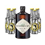 Hendrick´s Gin (1 x 0.7 l) mit Thomas Henry Tonic (6 x 0.2 l)